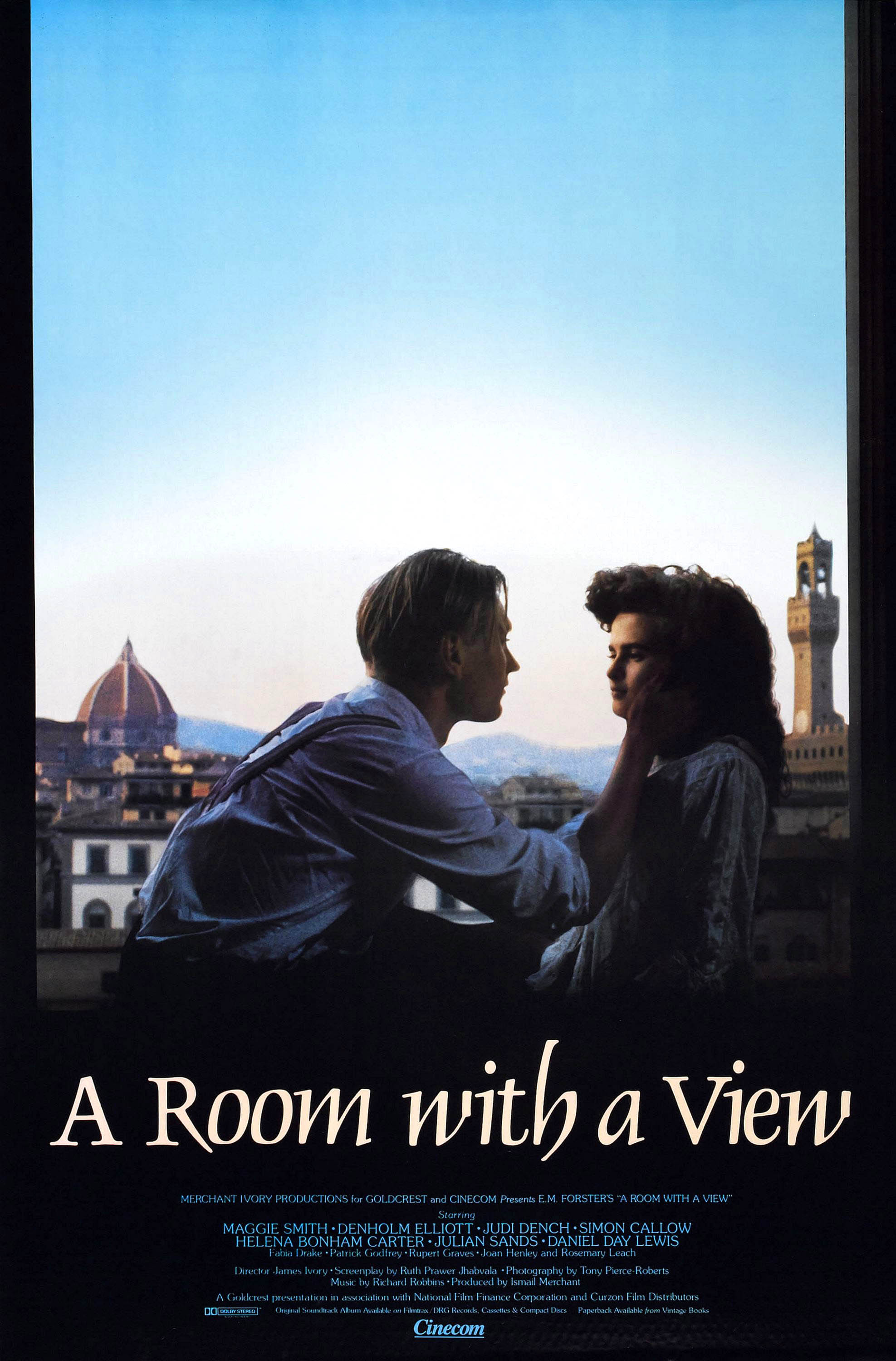 chambre avec vue de james ivory 1985 analyse et critique du film dvdclassik. Black Bedroom Furniture Sets. Home Design Ideas