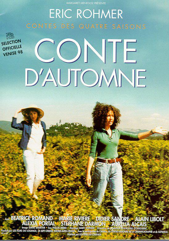 Votre dernier film visionné - Page 2 Conte-d-automne