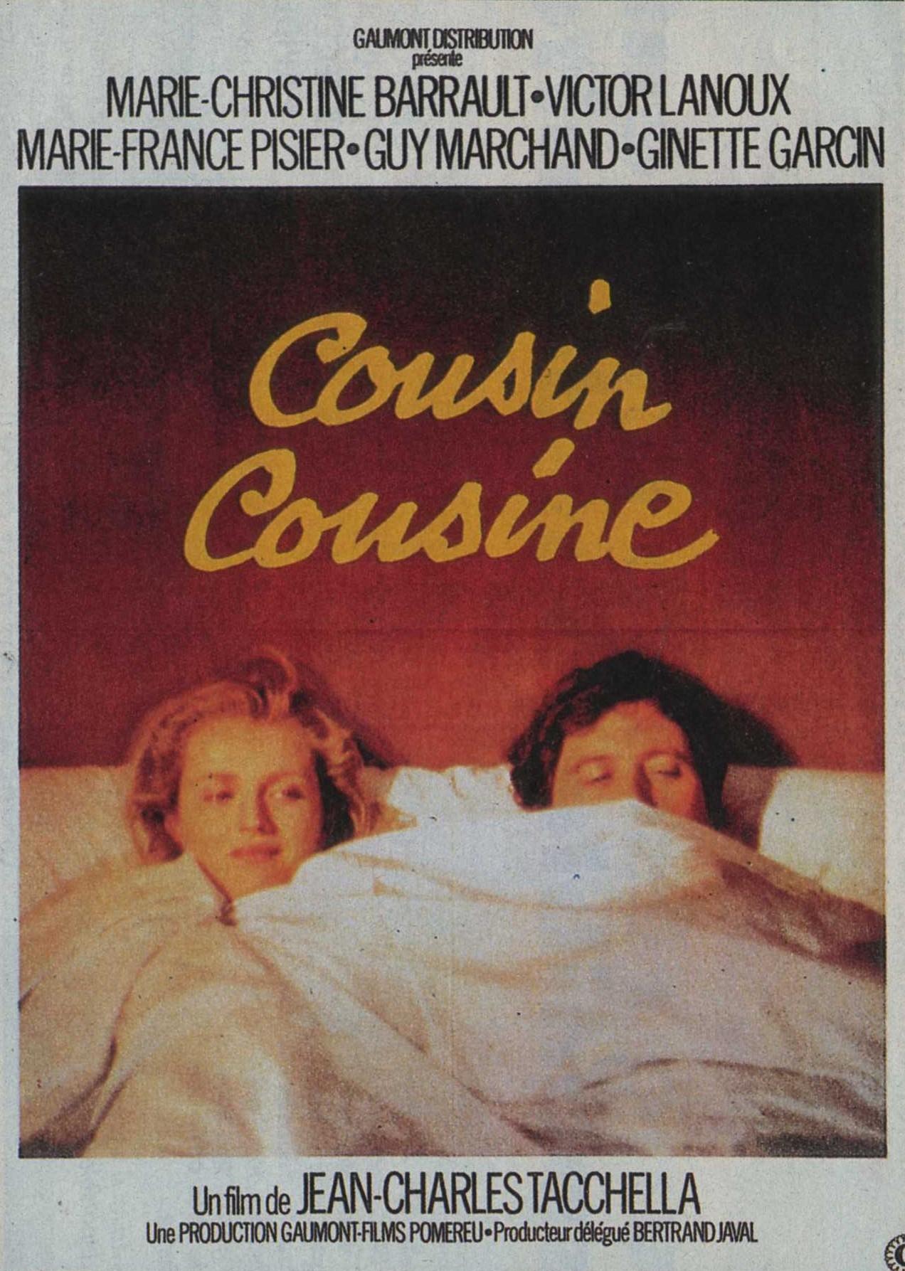 Cousin, Cousine affiche