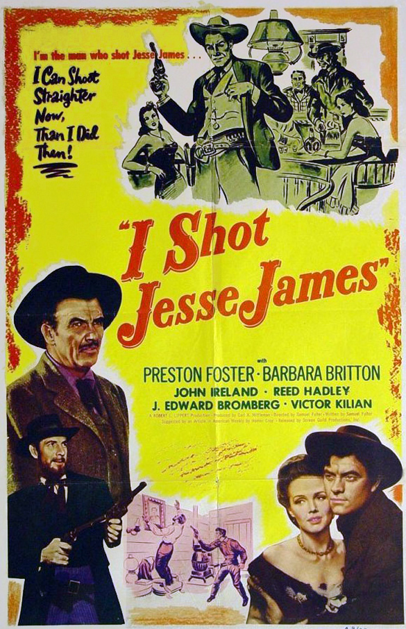 J'ai tué Jesse James (I Shot Jesse James) - 1949 - Samuel Fuller J-ai-tue-jesse-james1