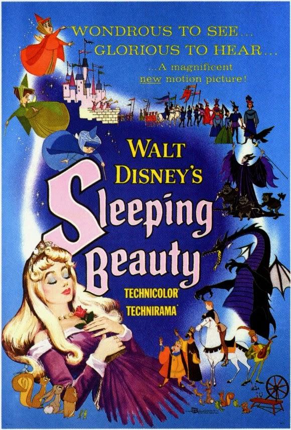 La Belle au bois dormant de Clyde Geronimi (1959)  Analyse et  ~ La Belle Au Bois Dormant Dvd