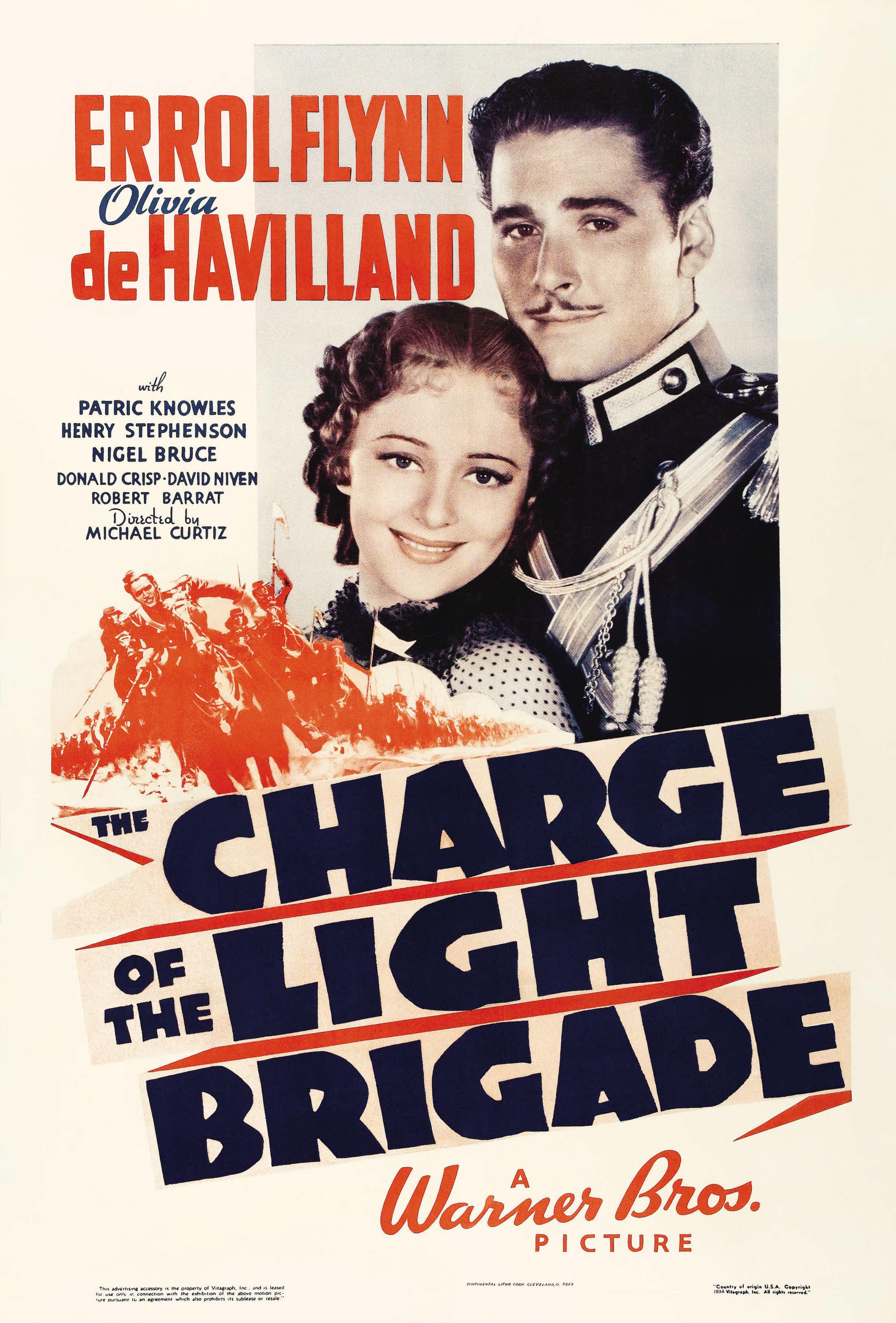 la charge de la brigade légère 1936