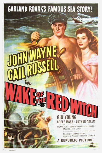 Le Réveil de la sorcière rouge de Edward Ludwig (1948 ...