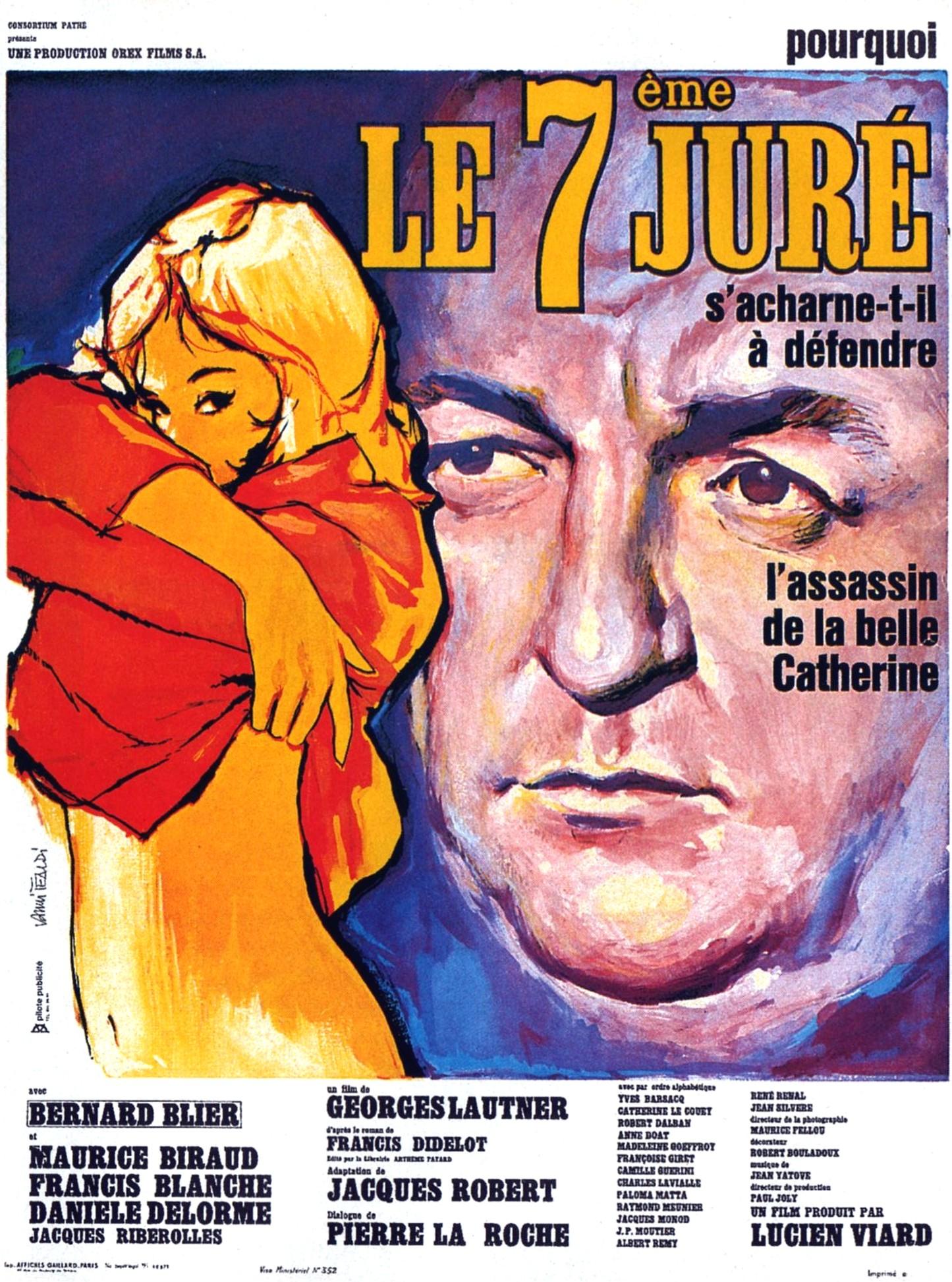 [inspi] Cinéma - Page 4 Le-septieme-jure