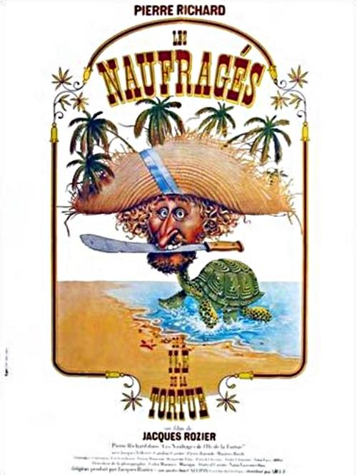Naufragés de l'île de la tortue (Les)