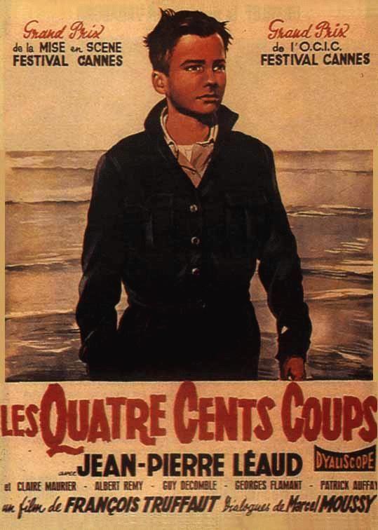 Les quatre cents coups de fran ois truffaut 1959 analyse et critique du film dvdclassik - Film les quatre cents coups ...