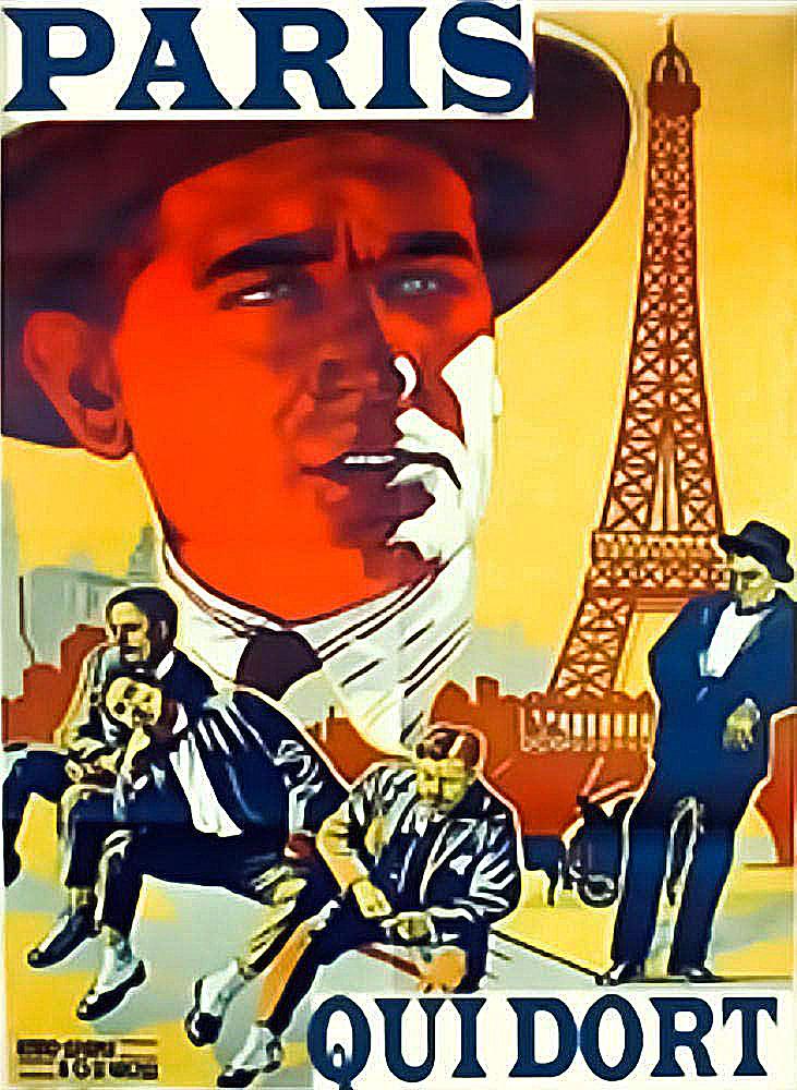 Votre dernier film visionné - Page 3 Paris-qui-dort