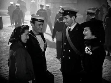Ceux qui servent en mer de noel coward david lean 1942 for Film marocain chambre 13 komplett