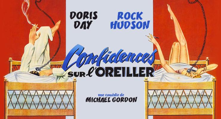 confidences sur l oreiller Confidences sur l'oreiller de Michael Gordon (1959)   Analyse et  confidences sur l oreiller