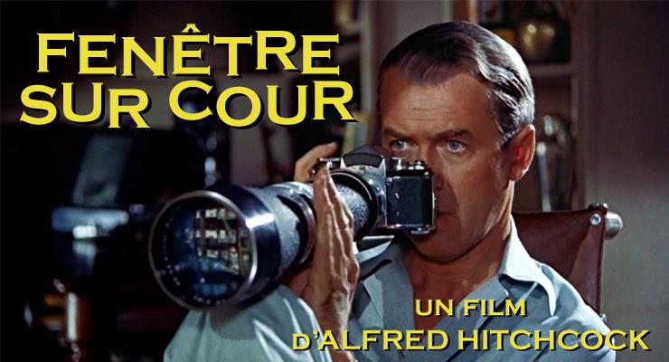 Fen tre sur cour de alfred hitchcock 1954 analyse et for Fenetre sur cour film