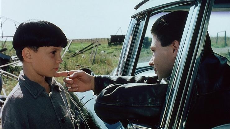 L 39 enfant miroir de philip ridley 1990 analyse et for Miroir film horreur
