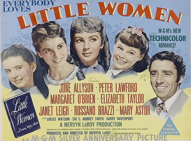 les quatres filles du docteur march 1949