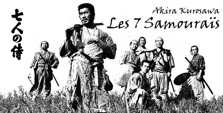 """Résultat de recherche d'images pour """"les 7 samourais"""""""