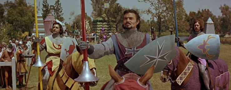 Prince vaillant de henry hathaway 1954 analyse et - Film les chevaliers de la table ronde ...