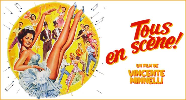 Critique de film Tous en scène un film de Vincente Minnelli Tony Hunter (Fred Astaire) est un acteur qui eut son heure de gloire mais qui est actuellement au creux de la vague ; même dans le train qui le conduit à New York, on ne le reconnait pas. Une fois sur place, il retrouve deux de ses amis, Lester et Lily