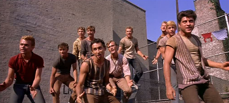movie critique west side story Why is west side story rated not rated the not rated rating is latest news about west side story, starring natalie wood, george chakiris, richard beymer and directed by jerome robbins, robert wise.