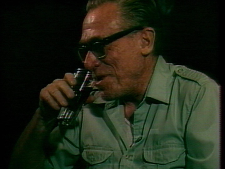 Galerie Photo - DVD - The Charles Bukowski Tapes ...