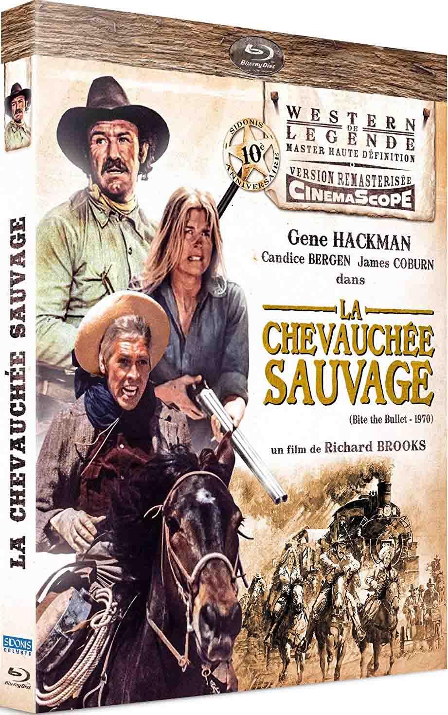 La Chevauchée sauvage (Western)