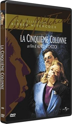 cinqui me colonne test dvd edition collection alfred hitchcock universal pictures video. Black Bedroom Furniture Sets. Home Design Ideas