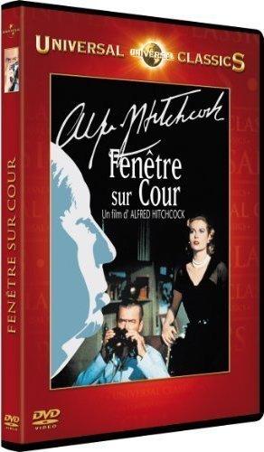 Fen tre sur cour test dvd edition classics universal for Fenetre sur cour film