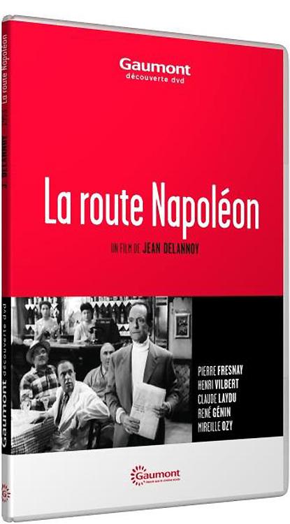 la route napol on test dvd edition gaumont la. Black Bedroom Furniture Sets. Home Design Ideas