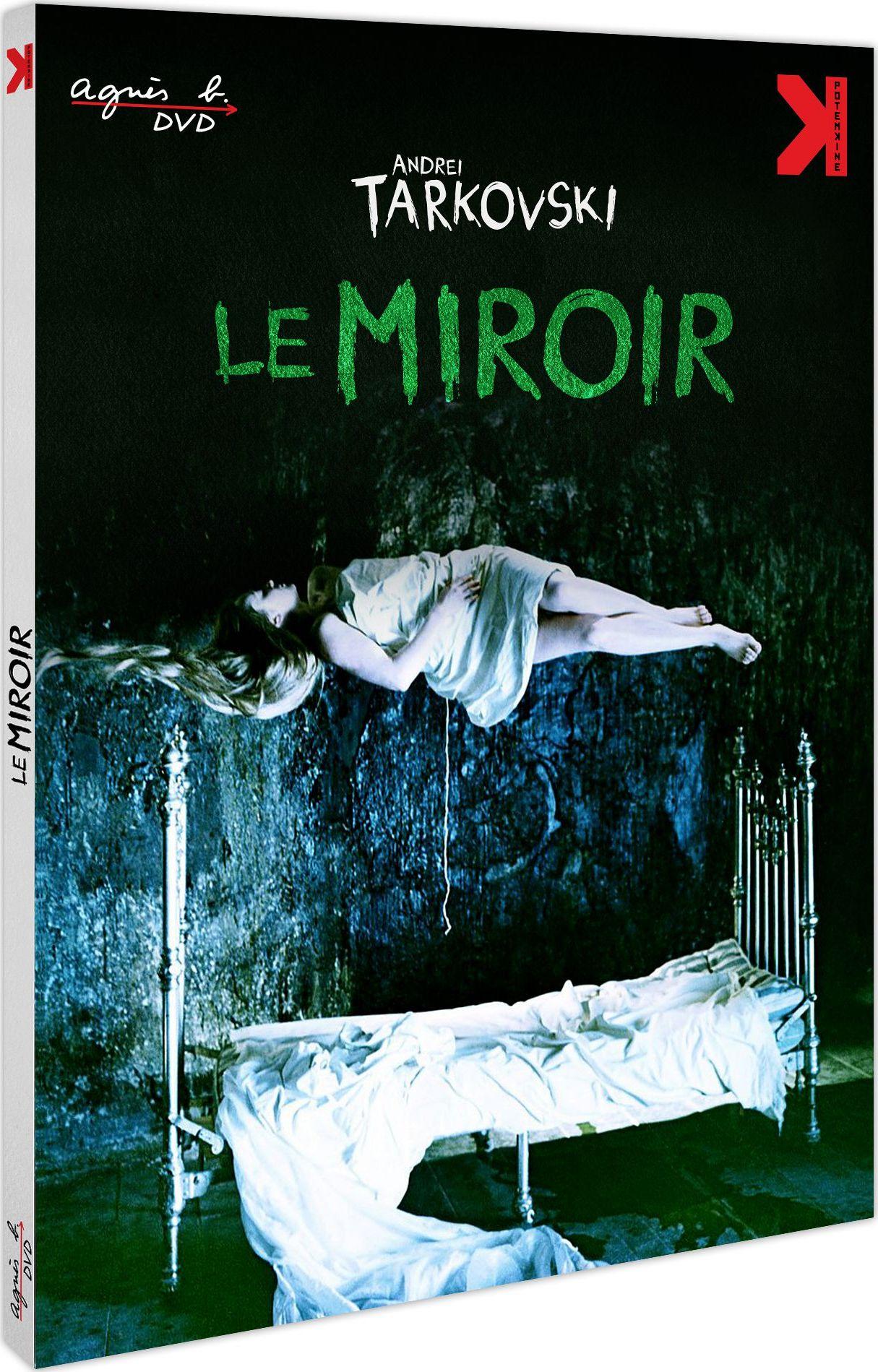 Le miroir test dvd potemkine dvdclassik for Le miroir tarkovski