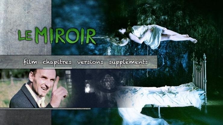 Le miroir test dvd potemkine dvdclassik for Miroir noir dvd