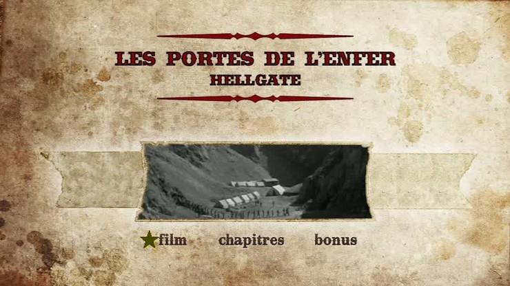 Les portes de l 39 enfer test dvd edition zone 2 sidonis calysta dvdclassik - Film les portes de l enfer ...